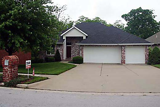 homes for rent in springfield missouri real estate